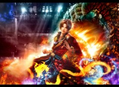 Wallpapers Digital Art Demonic Sorcerer
