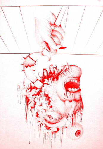 Wallpapers Art - Pencil Symbolism, Surrealism & onirism OCTANTIS
