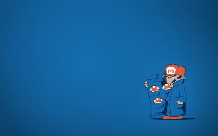 Wallpapers Video Games Mario Mushroom Dealer