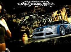 Fonds d'écran Jeux Vidéo Need for speed most wanted
