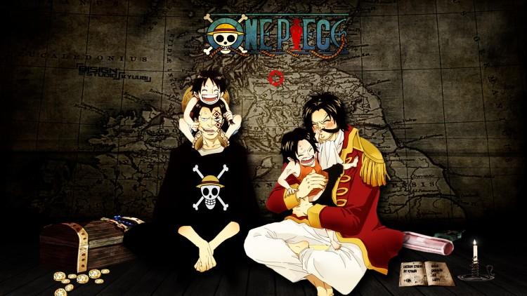 Fonds d'écran Manga One Piece gold ice dragon luffy