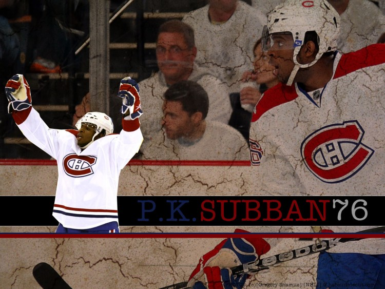 Fonds d'écran Sports - Loisirs Hockey P.K. Subban