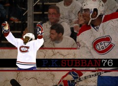 Wallpapers Sports - Leisures P.K. Subban