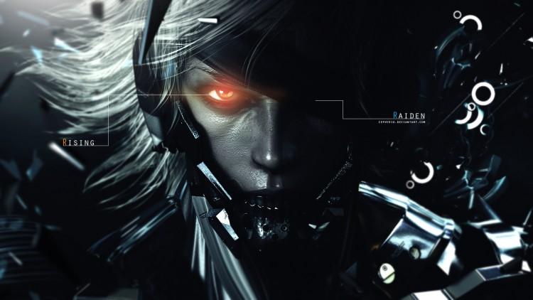 Fonds d'écran Jeux Vidéo Metal Gear Solid : Rising Rising