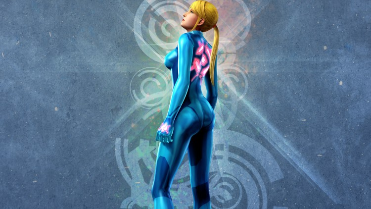 Wallpapers Video Games Wallpapers Metroid Other M Samus A
