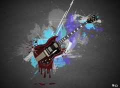 Wallpapers Digital Art Power of the Music