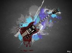Fonds d'écran Art - Numérique Power of the Music