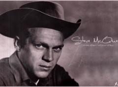 Fonds d'écran Célébrités Homme Steve McQueen Version4