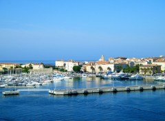 Wallpapers Trips : Europ port d' Ajaccio