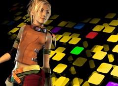 Fonds d'écran Jeux Vidéo Rikku World