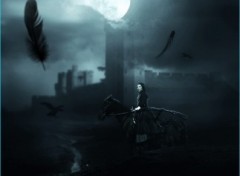Wallpapers Digital Art Nocte Ambulare