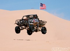 Wallpapers Cars sand rail