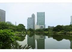 Fonds d'écran Voyages : Asie Hama Rikyu, Tokyo