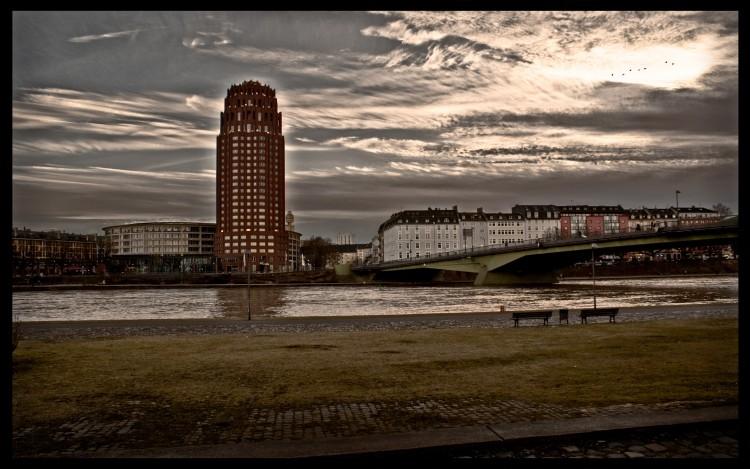 Fonds d'écran Voyages : Europe Allemagne Frankfurt am Main von Abdelillah Baidris