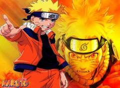 Wallpapers Manga Naruto Uzumaki