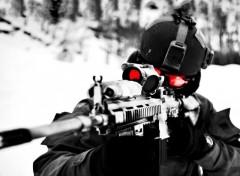 Fonds d'écran Hommes - Evênements Sniper