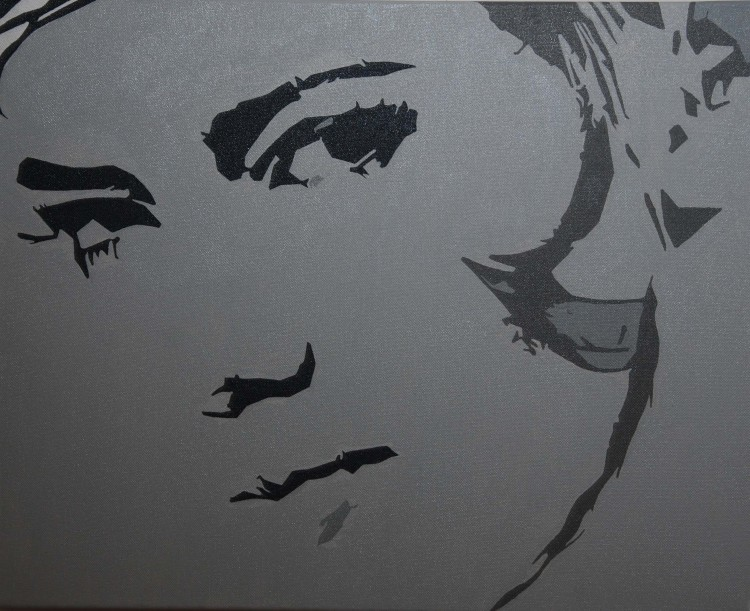 Fonds d'écran Art - Peinture Portraits - Visages Adriana Lima