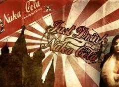Fonds d'écran Art - Numérique Nuka Cola