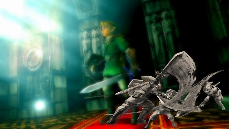 Fonds d'écran Jeux Vidéo Zelda Link