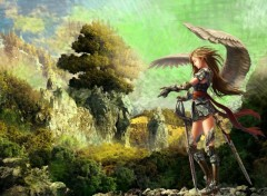 Wallpapers Fantasy and Science Fiction Ame en peine