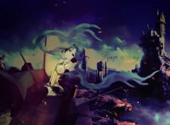 Fonds d'écran Manga Vocaloid 3