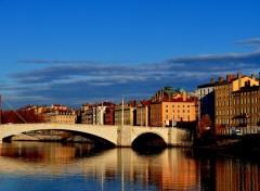 Fonds d'écran Voyages : Europe Lyon