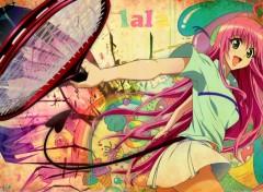 Fonds d'écran Manga lala