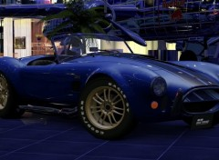 Wallpapers Video Games Shelby Cobra 427
