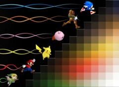 Fonds d'écran Jeux Vidéo Super Smash Bros. Brawl Speed