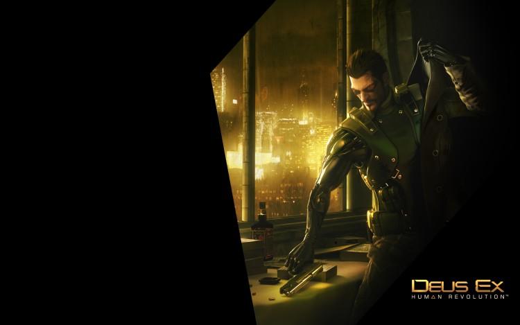 Fonds d'écran Jeux Vidéo Deus Ex: Human Revolution Wallpaper N°272478