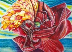 Fonds d'écran Art - Peinture HAMADRYADE