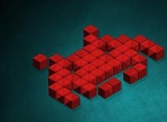 Fonds d'écran Jeux Vidéo Space Invaders