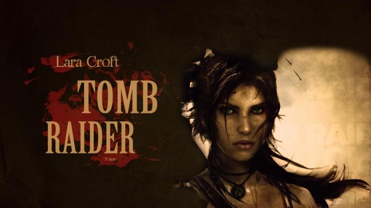 Wallpapers Video Games Tomb Raider Lara Croft