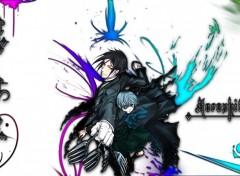 Fonds d'écran Manga black butler