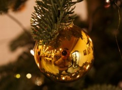Fonds d'écran Objets Noel
