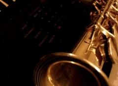Fonds d'écran Musique saxo-piano