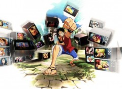 Fonds d'écran Manga TV.1.peace.Luffy01