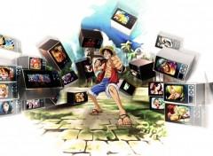 Fonds d'écran Manga TV.1.peace.Luffy02