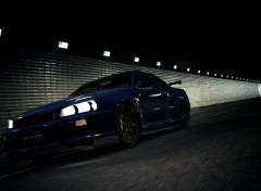 Wallpapers Video Games Skyline R34 GTR