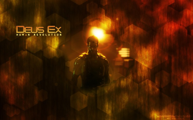 Fonds d'écran Jeux Vidéo Deus Ex Deus ex human revolution