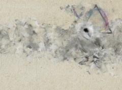 Fonds d'écran Art - Numérique Ghostly Owl