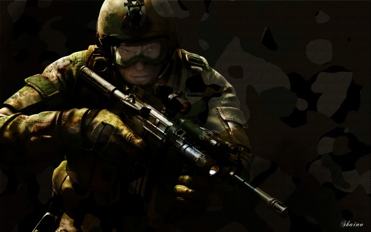 Wallpapers People - Events Soldiers - Conflict Camouflage