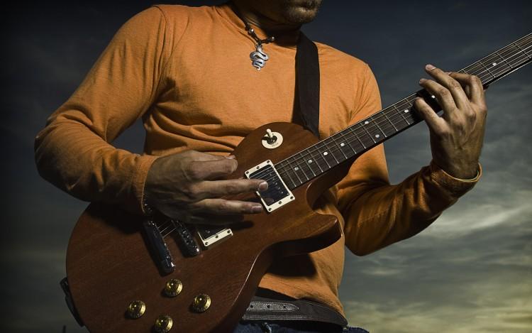Wallpapers Music Instruments - Guitares Guitares