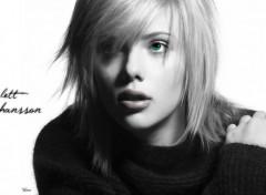 Wallpapers Celebrities Women Scarlett Johansson