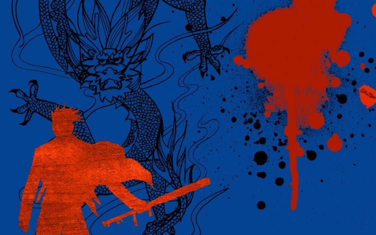 Wallpapers Manga Wallpapers Sun Ken Rock Sun Ken Blue By