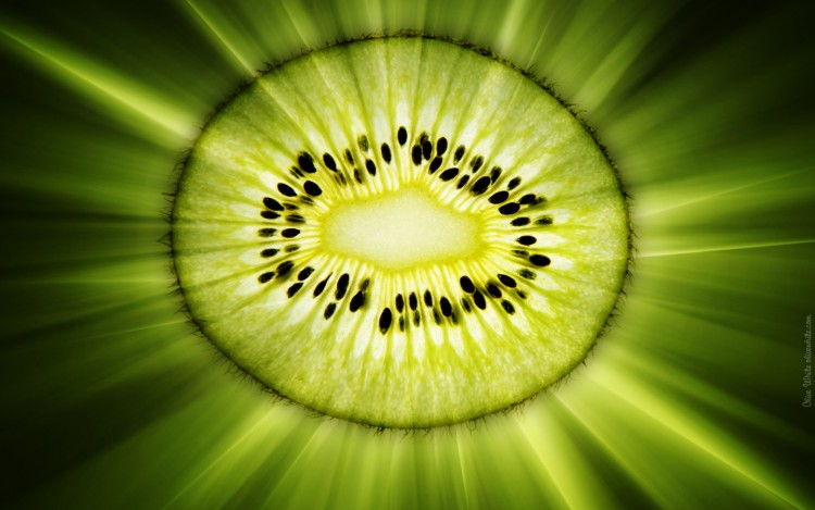 Wallpapers Nature Fruits Kiwi Vitamines