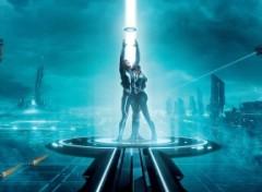 Fonds d'écran Cinéma Tron Legacy 2.1