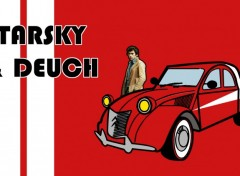 Wallpapers Movies Starsky & Deuch