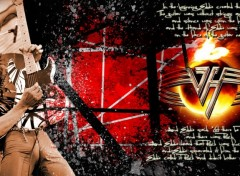 Wallpapers Music Eddie Van Halen