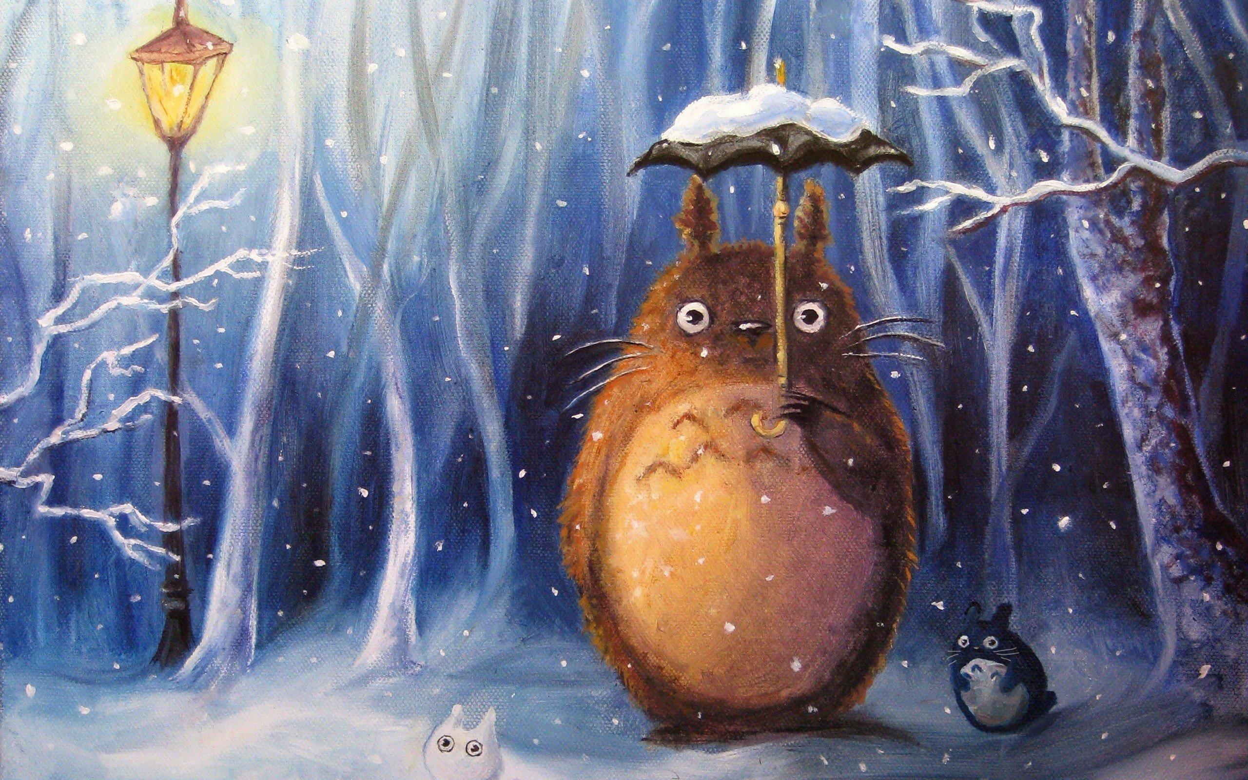 Fonds d'écran Dessins Animés Mon Voisin Totoro Mon Voisin Totoro